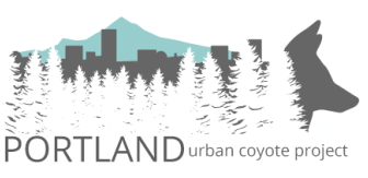 Portland Urban Coyote Project